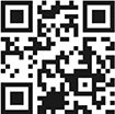 QR Code to download Avène Club app